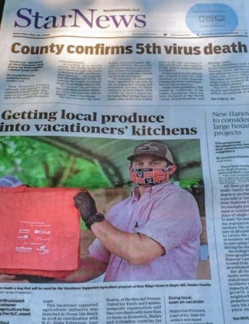 Media coverage of COVID-19